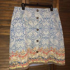 Lands' End Skirt